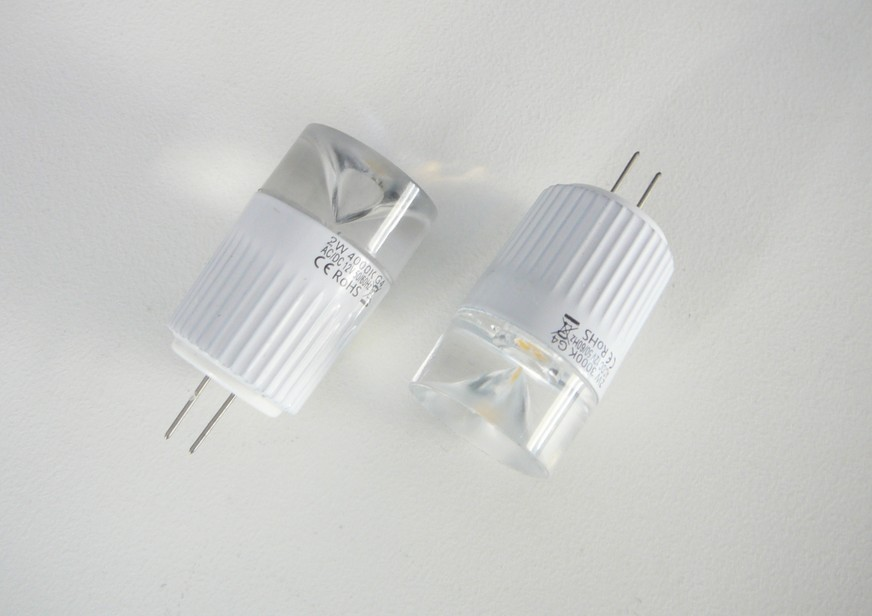 LED žárovka E27 2W 360°