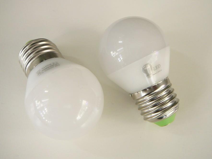 LED žárovka E27 230 V