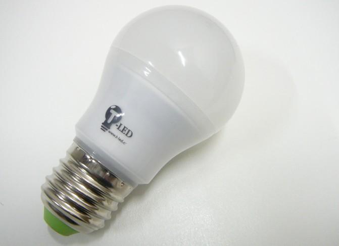LED žárovka E27 6W