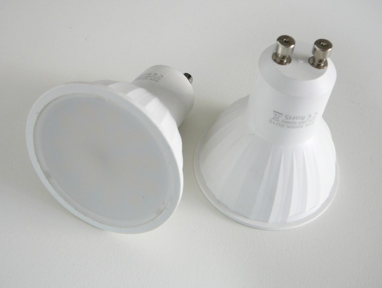 LED žárovka GU10 5W