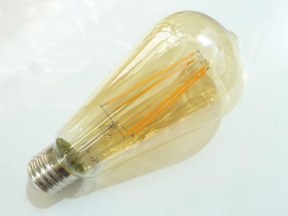 LED žárovka e27 FILAMENT