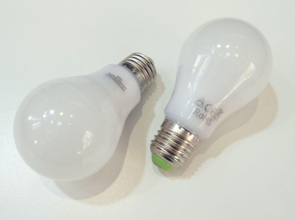 Stmívatelná LED žárovka e27
